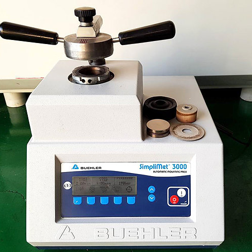 Buehler Simplimet 3000 Automatic Mounting Press