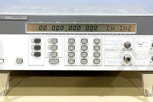HP 5361B Pulse/CW Microwave Counter