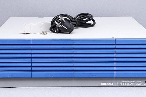 Kikusui PLZ2004WB Electronic Load