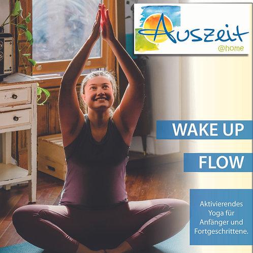 Wake up Flow - LIVE VIA ZOOM