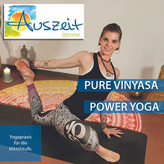 Auszeit @home Pure Vinyasa Power Yoga.jp