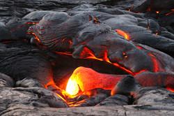 Naray lava photo