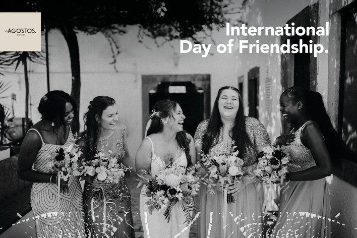 Today is the International day of Friendship!
