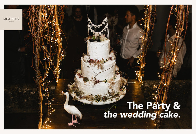 The Party & the Wedding Cake