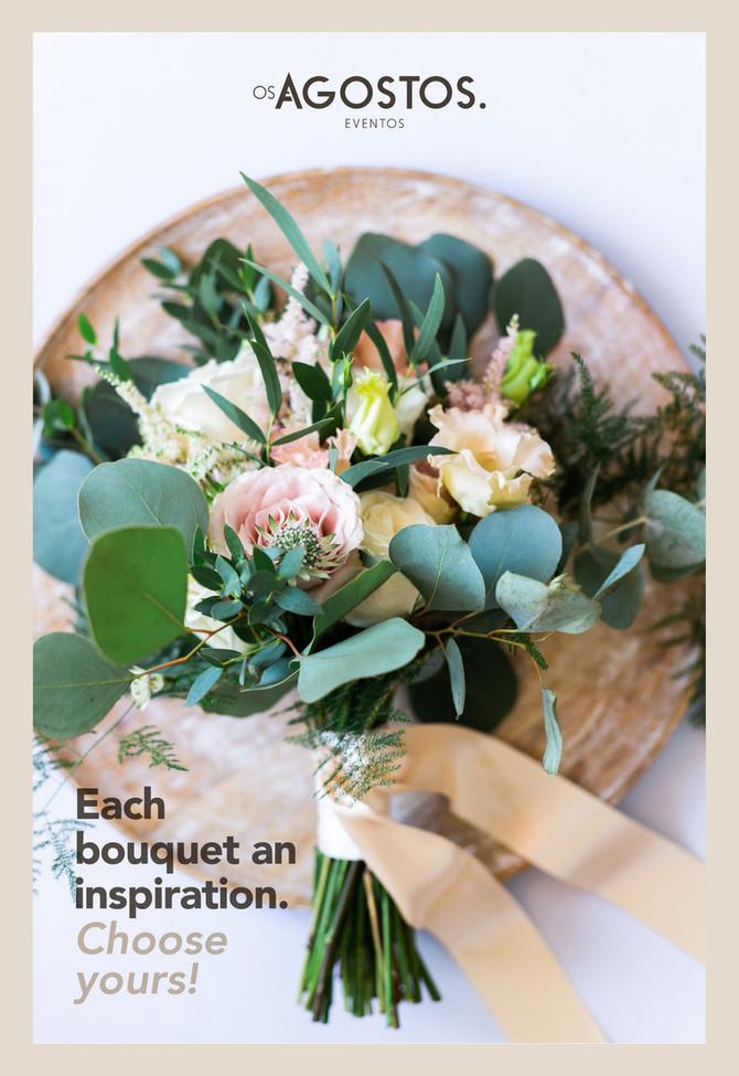 Each Bouquet an Inspiration