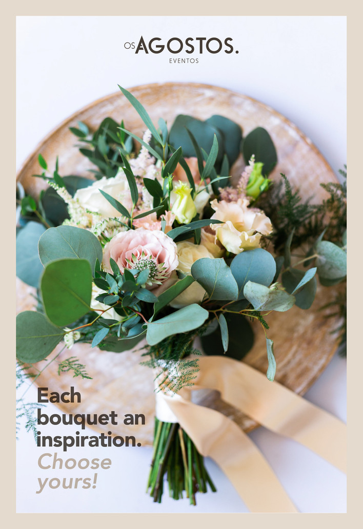 Each Bouquet an Inspiration