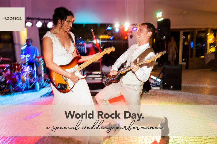 World Rock Day.