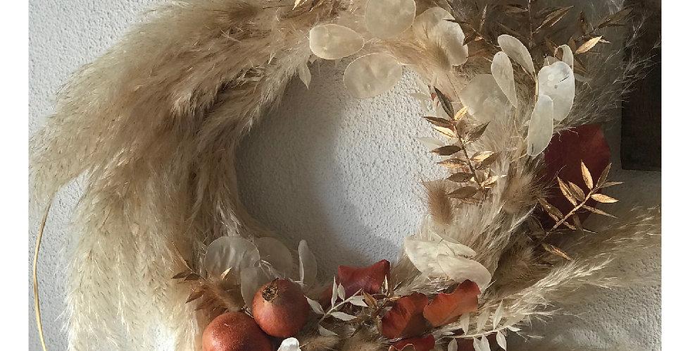 Pampa Christmas Wreath