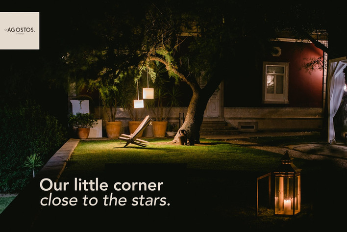 Our little corner close to the stars