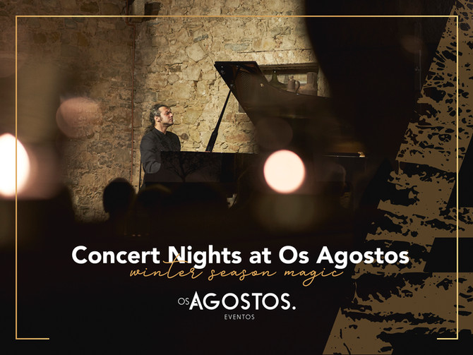 Concert nights at Os Agostos - Our Artists
