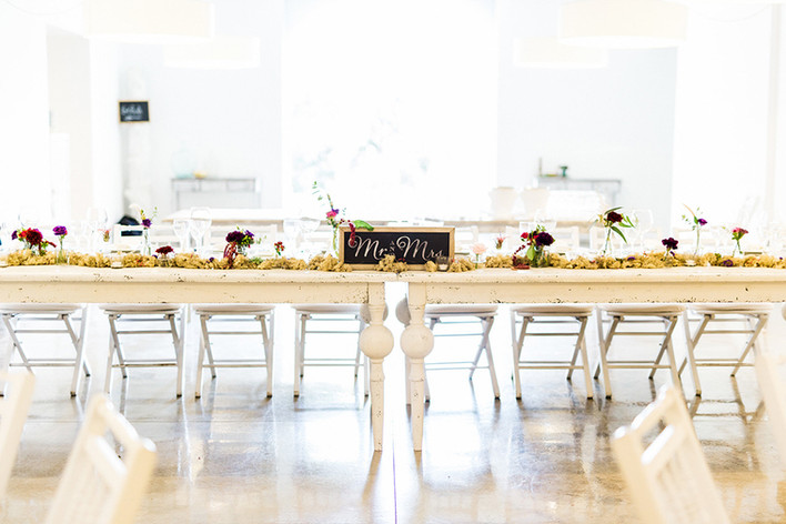 Wedding in the White Room