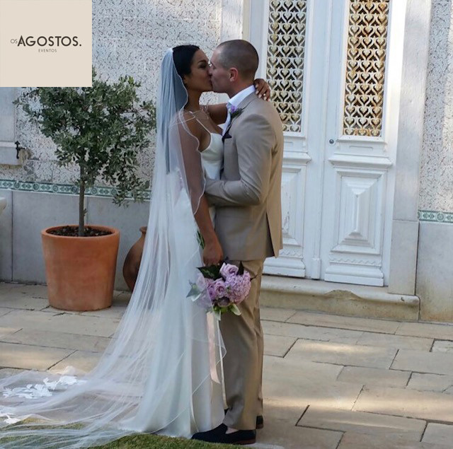 Gail & Henry's Wedding - An impressive and elegant combination of flowers Pinky Lavender, Hydran