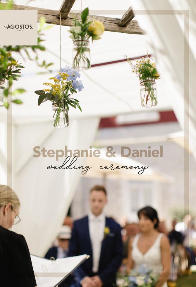 Stephanie & Daniel I