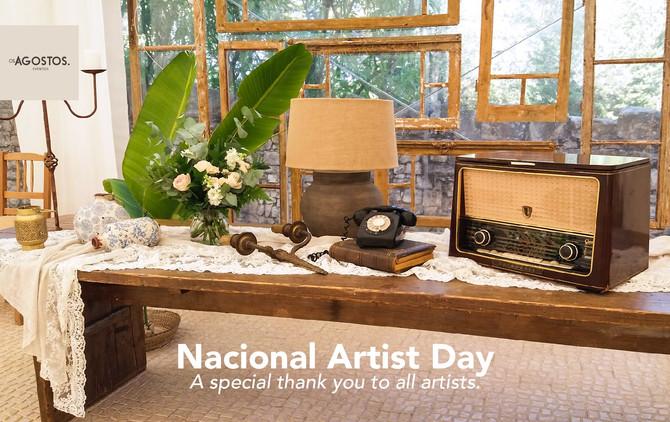 Nacional Artist Day