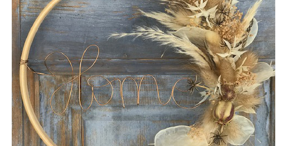 Plume | Wreath