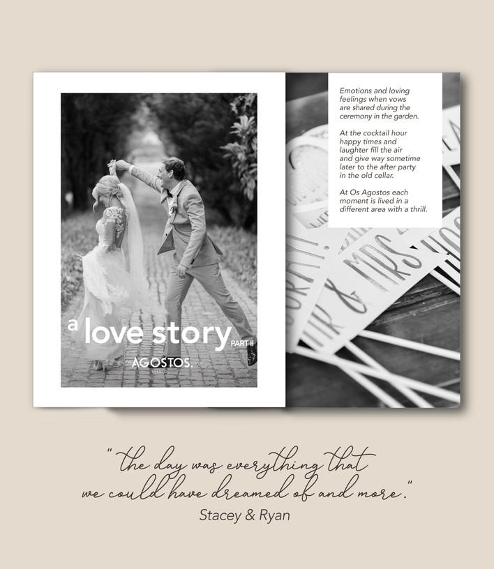 Stacey & Ryan's Álbum - A Love Story - Part II