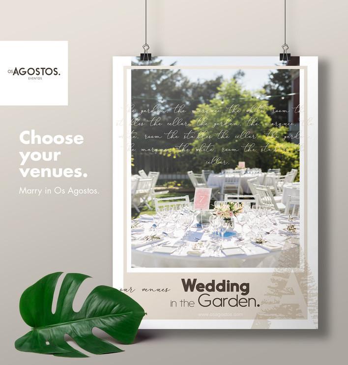 Choose your venues!
