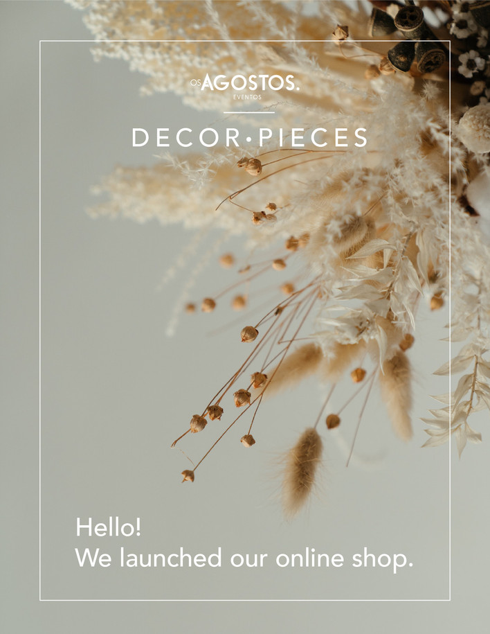 Hello! We launched our online shop.