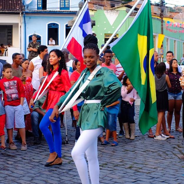 Brazilian History 101