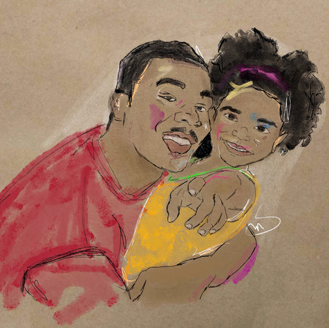 Sean Bell and Jada