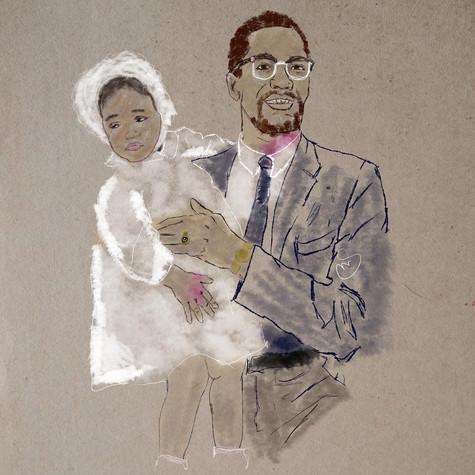 Malcolm and Ilyasah