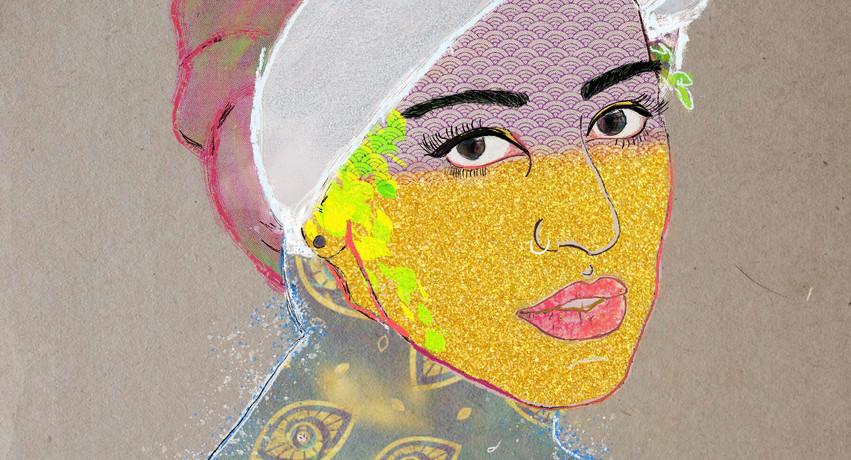 Artist: Saba Taj