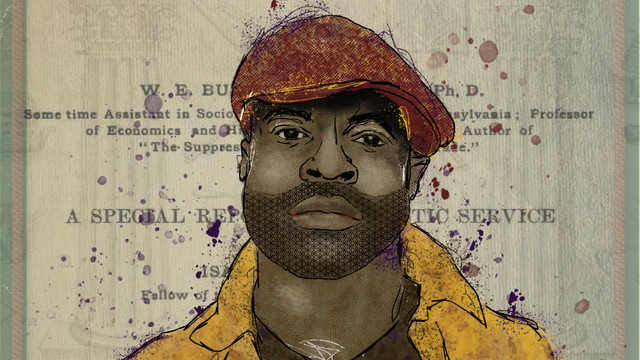 """Black Thought """"Magnificent"""" Visuals"""