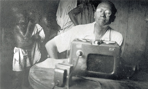 """Dr. Lorenzo Dow Turner (1890-1972), an African American linguist originally from Elizabeth City, NC and raised in Washington, DC .  Turner is known as """"the father of Gullah studies."""""""