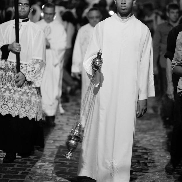 Young Man at the Festival Irmandade da Boa Morte