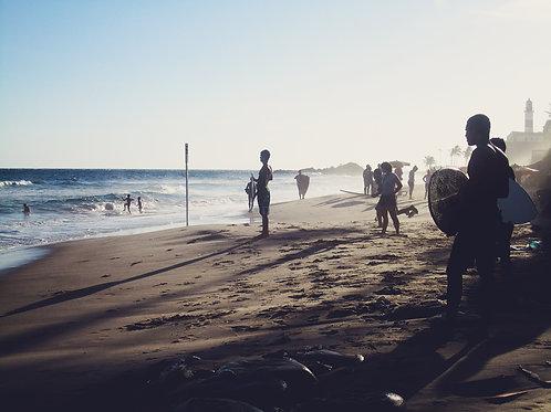 Barra Beach, Salvador da Bahia, Brazil