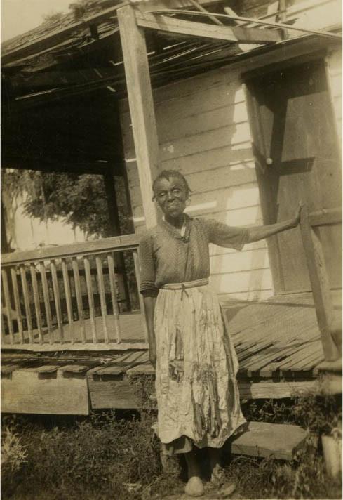 "Diana Brown – Edisto Island, S.C."" (1931)"