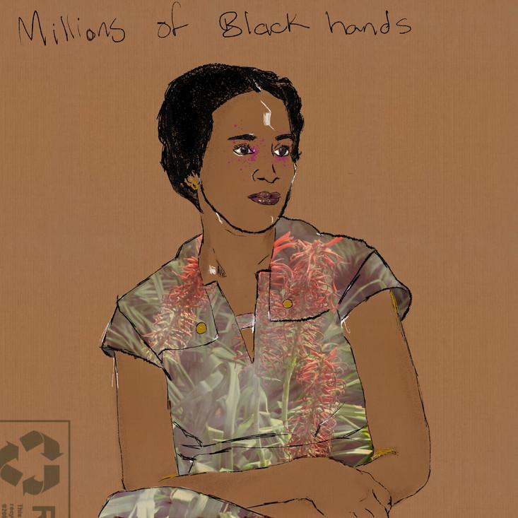 Millions of Black Hands