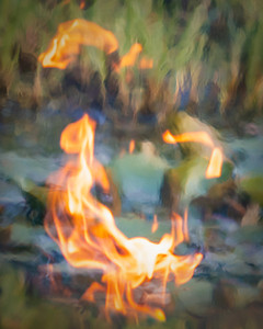 dance of the seven flames