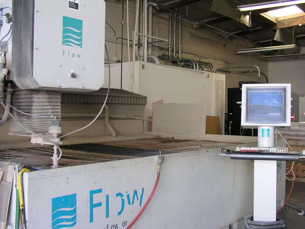 Flow IFB Water Jet