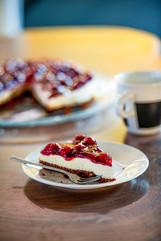 Kersen taart I