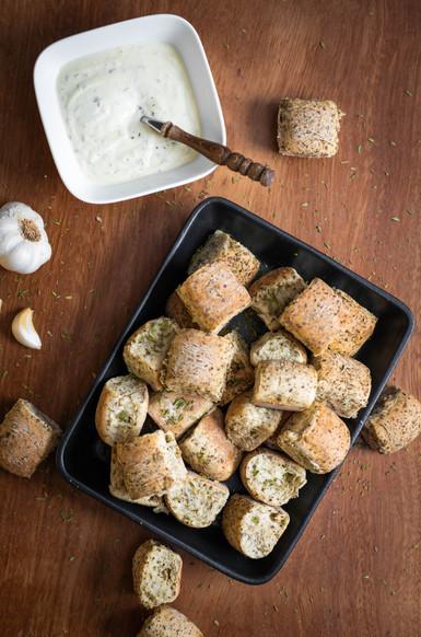knoflook brood I