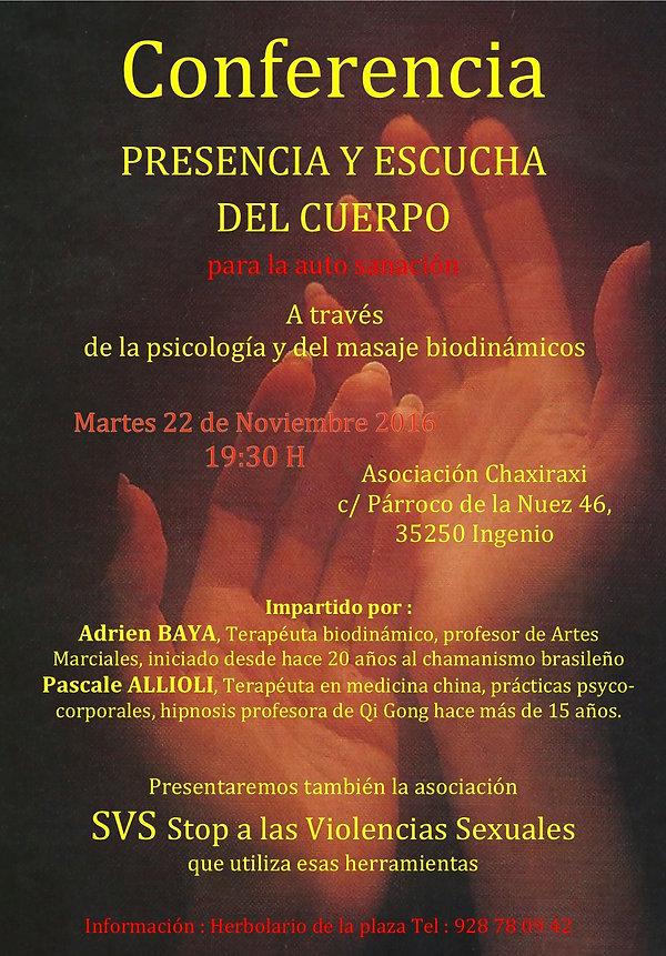 Conferencia Gran Canaria