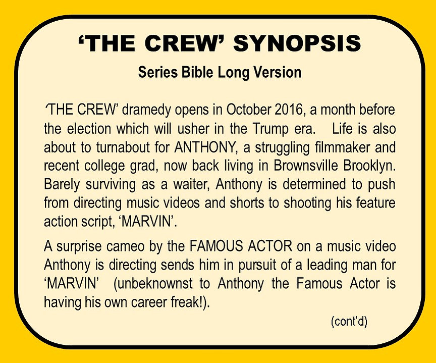 Crew - Synopsis - I