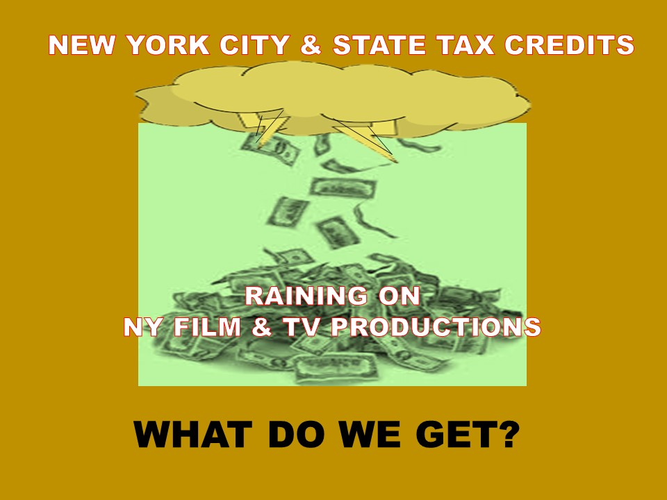 Film & TV Tax Credit 2