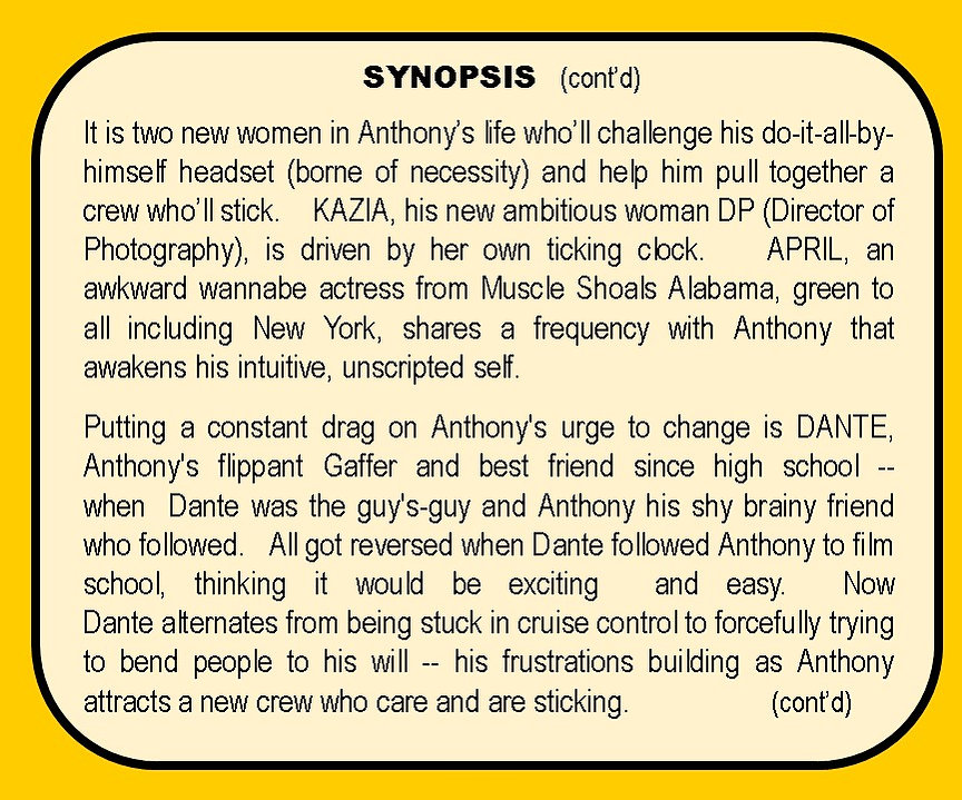 Crew - Synopsis - II