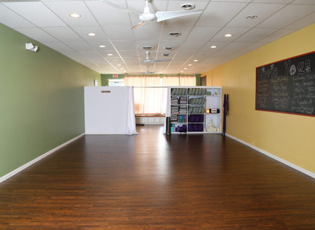 Opening Studio Space in September