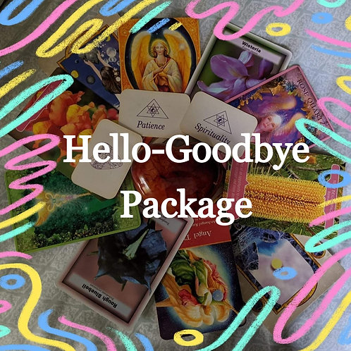 Hello -Goodbye Package
