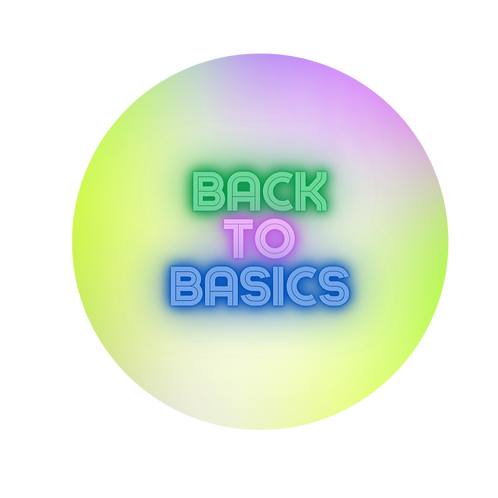 Back to Basics: 45 Minute Session for Adults