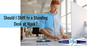 Should I Switch to a Standing Desk at Work?
