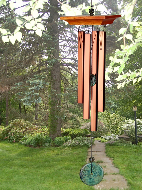 Turquoise Chime by Woodstock