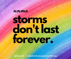 storms don't last forever. (1)