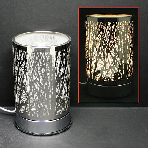 Silver Forest Touch Lamp/Aromatherapy Diffuser