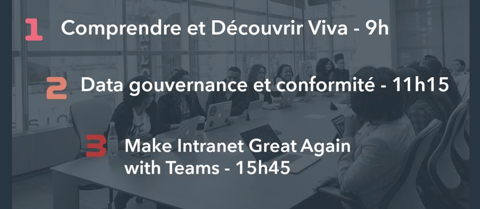 Jeudi 24 Juin : « aMS Aix Marseille » :  Webinaire - Rencontrer et échanger avec la communauté aMS