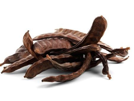 Algarroba o Carob, sustituto natural del cacao