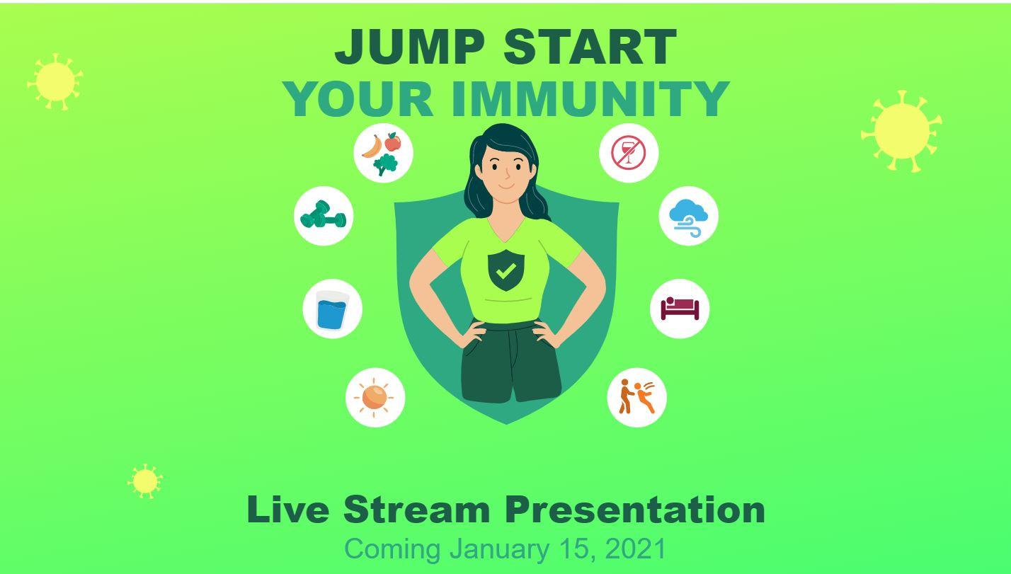 Jump Start Your Immunity